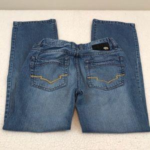 Buffalo David Bitton Driven Straight Jeans R16
